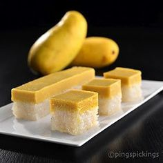 Obtain Chinese Food Treat Dish - Cooking Chinese Foods - Filipino desserts Filipino Desserts, Asian Desserts, Sweet Desserts, Dessert Recipes, Chinese Desserts, Malaysian Dessert, Malaysian Food, Malaysian Recipes, Sticky Rice Recipes