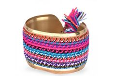 #Accessory for the #holiday? A colorful #bracelet.