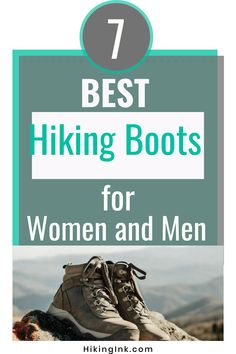 Choose one of these best women's or men's hiking boots for your day hike.  #hiking boots Best Hiking Boots, Hiking Socks, Hiking Boots Women, Timberland White Ledge, Suede Leather, Leather Boots, New Balance Men, Timberland Mens, Day Hike