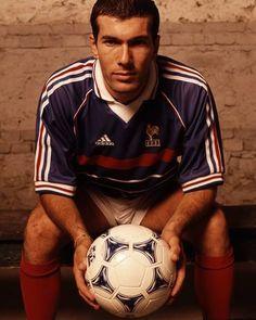 """Un gran gran """"10"""" él mago Zizou, Zinedine Zidane"""