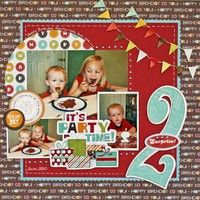 A Project by Liz_Qualman from our Scrapbooking Gallery originally submitted 07/01/10 at 07:17 AM