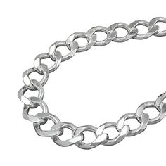 This bracelet is a sophisticated open curb chain. It suits nicely with one of our beautiful necklace chains and looks for sure delicate and chic on your arm! Silver silver sterling silverclasp: lobster claspprice per 1 piece 925 Silver, Sterling Silver, Panzer, Luxury Jewelry, Diamond Cuts, Jewelry Watches, Fine Jewelry, Handmade Jewelry, Pendants