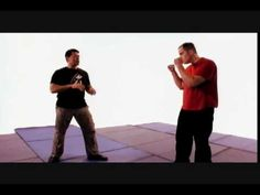 Krav Maga self defense against a roundhouse punch