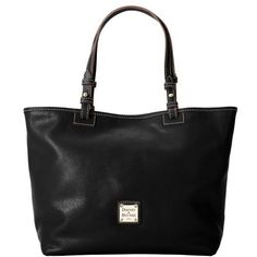 Dooney & Bourke: Calf Medium East/West Tote