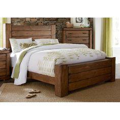 Progressive Queen Bed