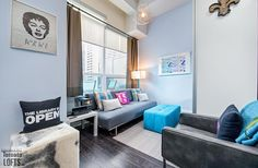 500 Condos and Lofts - Walk Out, Guest Suite, Condos, Lofts, Open Concept, Ceilings, Den, Terrace, Gallery Wall