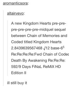 Why the complicated names, Square Enix? Why?