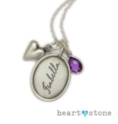 We have beautiful new bezel wrapped amethyst!  #handmade #charms #mothersday