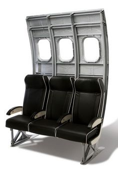 1000 Images About Aircraft Recycled Into Furniture On Pinterest Airplanes Vintage Airplanes