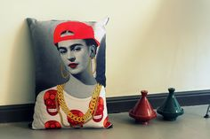 Almohadón Frida