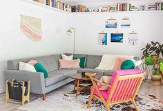 Emma's Main Living Room Tour