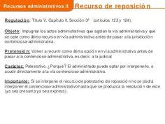 Los recursos administrativos en la ley 39 2015 Age, Study Tips, Spanish Words, Accounting