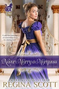 Shy Ivy Bateman is happiest baking sweet treats, but she cannot deny the attraction of joining the grieving Marquess of Kendall in a marriage of convenience to care for his frail baby daughter. Can she teach the handsome marquess that love, and a good cinnamon bun, heal all wounds?