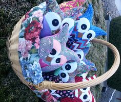 A group of owls is called a parliament.  We now have a parliament at Arts Mid-Hudson's Dutchess Handmade.