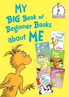 My Big Book of Beginner Books About Me (Hardcover) #DeseretBookPinWish