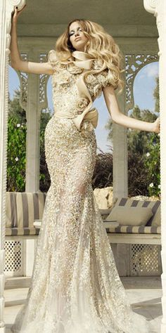 Shady Zeineldine – Gorgeous Gown