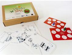 Vlinderslag. Informatief spel rond het thema geweld en agressie voor jongeren van 9 tot 15 jaar.