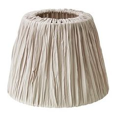 IKEA - HEMSTA, Lamp shade, Fabric shade gives a diffused and decorative light.Easy to clean; the shade fabric is removable and machine washable. Ikea Lamp Shade, Modern Lamp Shades, Floor Lamp Shades, Ceiling Lamp Shades, Square Lamp Shades, Painting Lamps, Rustic Lamps, Hacks, Beige