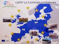 EL CIPFP LA COSTERA BECA A 22 ALUMNES PER A FER PRÀCTIQUES EN EUROPA