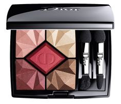 Dior Ruby 5-Couleurs Eyeshadow Palette Has That Perfect Pop of Red!