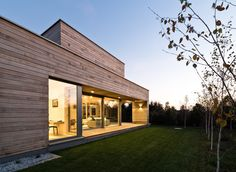 Gallery of Cedar House / Mariusz Wrzeszcz Office - 10