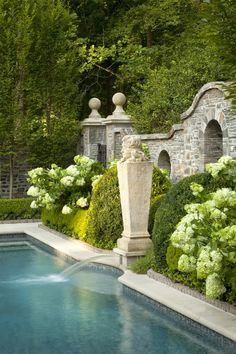 piscina clássica