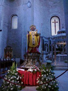 San Nicola (Saint Niklaus), the true Santa