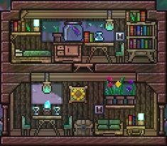 Terraria Terraria House Design, Terraria House Ideas, Terraria Tips, Construction Games, Minecraft Construction, Building Games, Building A House, Building Art, Terraria Castle