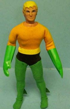 Aquaman Mego Action Figure from robot chicken!