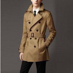European Style Trench Coat