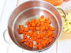 Suero de zanahoria para bebes