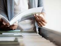 organization of documents is key to great family caregiving solutions