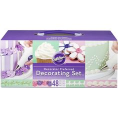If you love to decorate cakes, cupcakes or cookies, or you've just wanted to try it out, this set of essential tools was curated with you in mind.