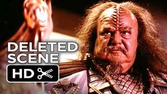 Star Trek V: The Final Frontier Deleted Scene - A Great Experiment (1989...