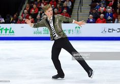 News Photo : Alexander Petrov of Russia competes in the Men...