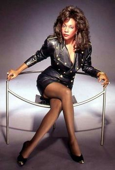 Mary Wilson of The Supremes.