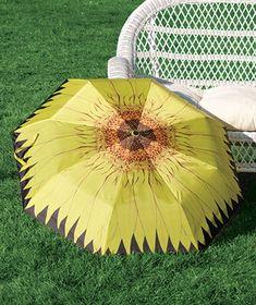 Sunflower Umbrella @Wendy Werley-Williams.lakeside.com $6.95 >>>ew325