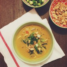 The Style Eater | thai curry soup | http://thestyleeater.com