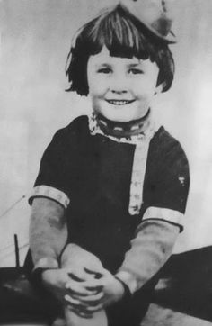 Errol Flynn as a boy