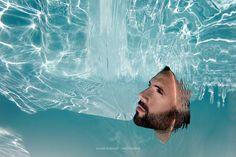 Dante's Mirror Underwater Photography Series by Valerie Morignat, San Francisco based Photographer Photography Series, Underwater Photography, San, Mirror, Artwork, Image, Water Photography, Work Of Art, Auguste Rodin Artwork