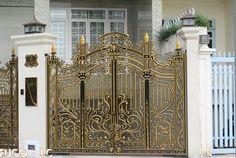 Mẫu cổng tham khảo FC 2