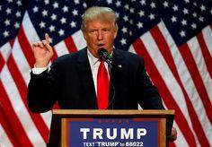 Donald Trump says terrorism is responsible for EgyptAir Flight 804 Crash