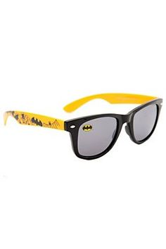 #Batman sunglasses! $12.50 on hottopic.com  (I am obsessed with sunglasses)