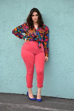 Proportional plus size work fashion for women career 26 Big Girl Fashion, Work Fashion, Curvy Fashion, Plus Size Fashion, Womens Fashion, Fashion Rings, Plus Size Work, Look Plus Size, Curvy Outfits