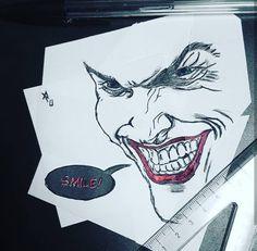 Joker's laught