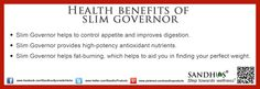 #Health benefits of #Slim #Governor #Ayurveda #SandhuProducts #Livermore www.sandhuproducts.com