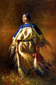 Native American Art by James Ayers