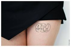 4482. Tattoo by Isa Loureiro