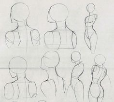 Figure Drawing Female, Scribble, Book Art, Sketches, Drawings, Artwork, 1, Houses, Dibujo
