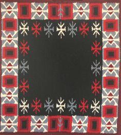 Show Diva Designs Yucca Flats oversize wool saddle pad
